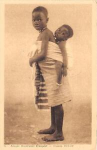 CPA-SENEGAL-AFRIQUE-OCCIDENTALE-FRANCAISE-ENFANTS-OULOF