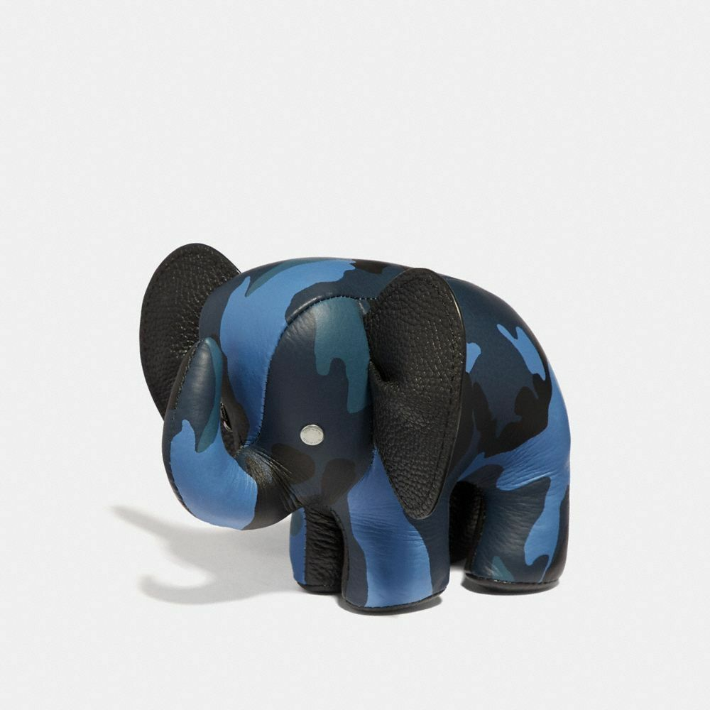 Coach F25434 Limited Edition Elephant Paperweight $175 MSRP