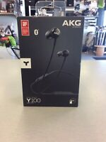 AKG Y100 Wireless Earbuds BRAND NEW ! Mississauga / Peel Region Toronto (GTA) Preview
