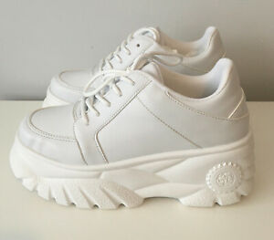 URBAN OUTFITTERS UO Tyson White Chunky