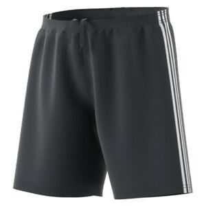 Activewear Adidas Men's Shorts Condivo 18 Dark Grey/white Goalkeeper Shorts Ce1699