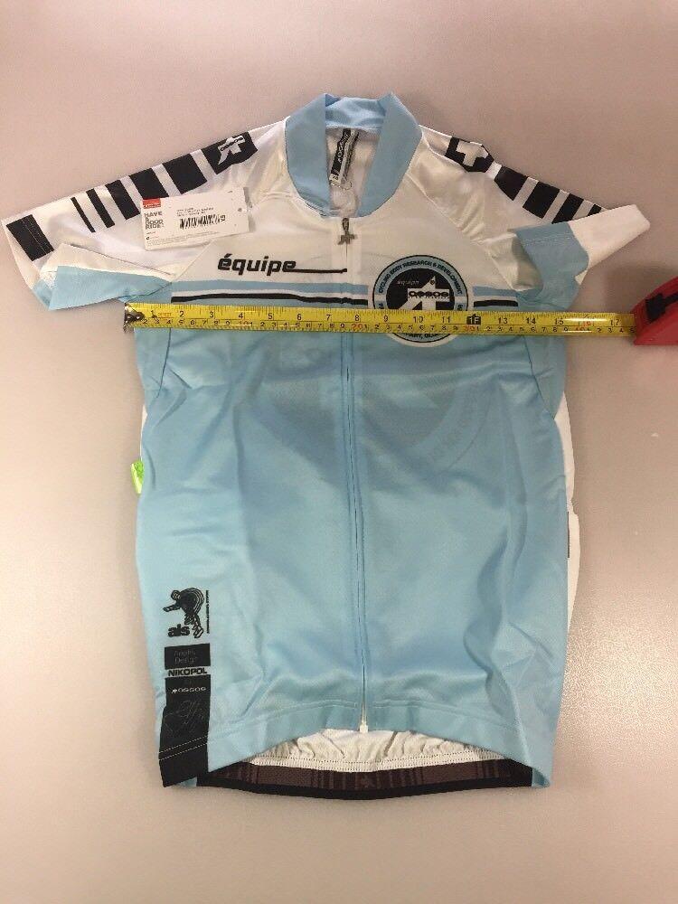 5815 Assos Equipe Cycling Jersey XSmall XS