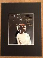 STAR WARS  DARTH VADAR   David Prowse Hand Signed Mount Display   Rare Item