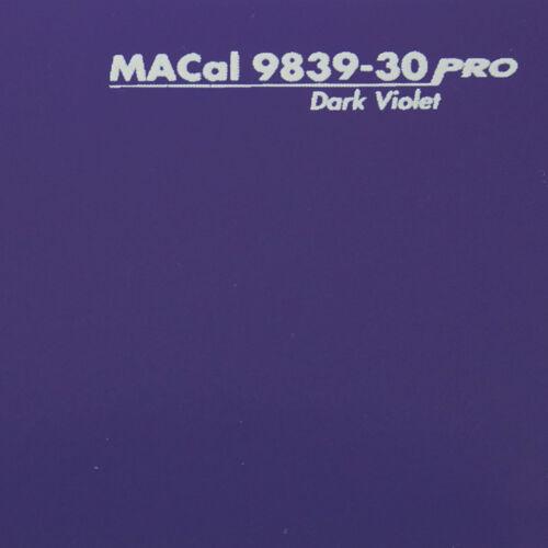 5,99 € //m Plotterfolie burgunderrot glänzend Selbstklebefolie 61,5 cm 5 m
