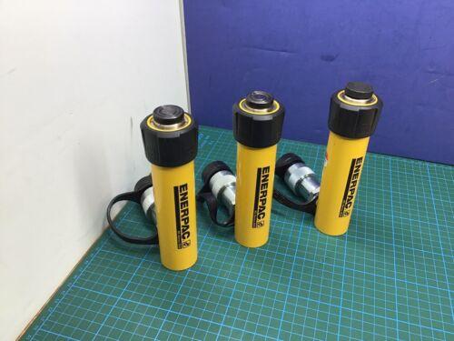 """Enerpac RC-53 Hydraulic Cylinder 5 Ton 3"""" Stroke NEW!"""
