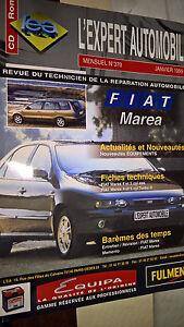 Revue-Technique-Expert-Automobile-Fiat-Marea-96-Autres-Revues-dispos
