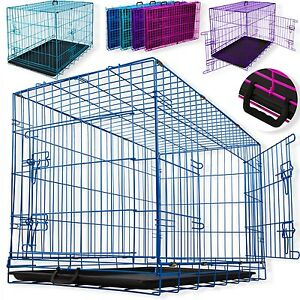 lovpet auto hundetransportbox hundebox transportbox hundek fig gitterbox hund ebay. Black Bedroom Furniture Sets. Home Design Ideas