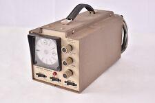 Rare Vintage Heathkit Vector Monitor Analog Tv Signals Test Equipment