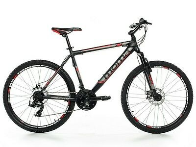 "Bicicleta de Montaña Mountainbike BTT 26"" ALUM. SHIMANO PROFES., SUSP. 2xDISCO"