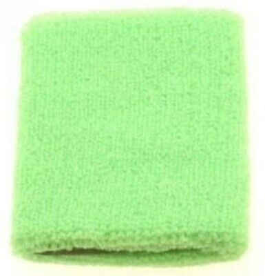 Vendita Calda Unisex Novità Costume Verde Neon In Spugna Fascia Da Donna Braccialetto Nuovo Di Zecca-mostra Il Titolo Originale Volume Grande