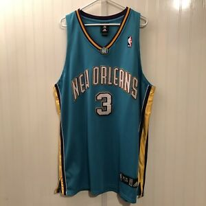 466eba676 Image is loading Vintage-Chris-Paul-New-Orleans-Hornets-Jersey-NBA-