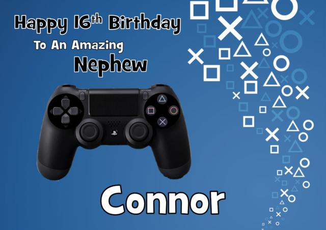 PERSONALISED Birthday Card Son Brother Nephew Grandson DARTS