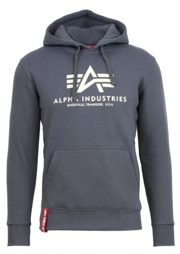 Basic Alpha Hoody Alpha Industries Industries crf6ZrWt
