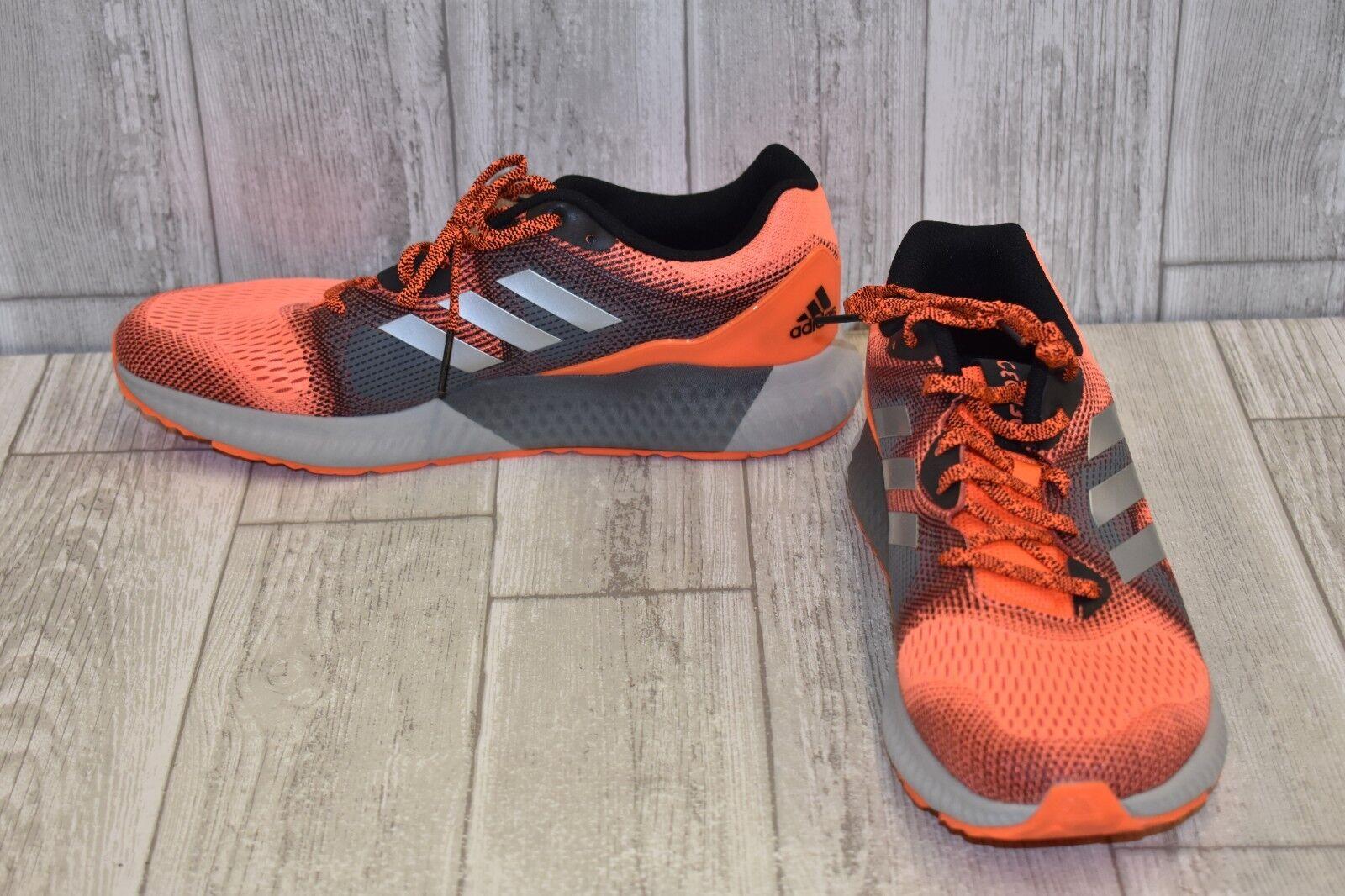 Adidas Running Aerobounce Running shoes-Men's size 11 orange