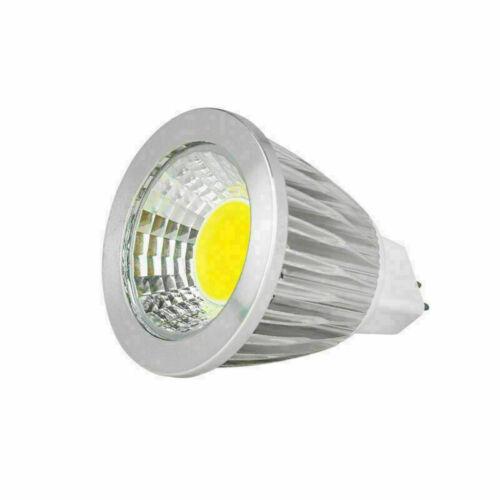 E27 E14 GU10 MR16 COB LED Spotlight Lamp Epistar Bulb Dimmable 15W tw