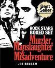 Rock Stars Boxed Set: Murder, Manslaughter and Misadventure by Joe Bensam (Paperback / softback, 2012)