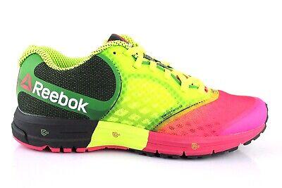 Reebok Grasse Round 2.0 Street DV5786 Mens Blue Mesh Athletic Running Shoes