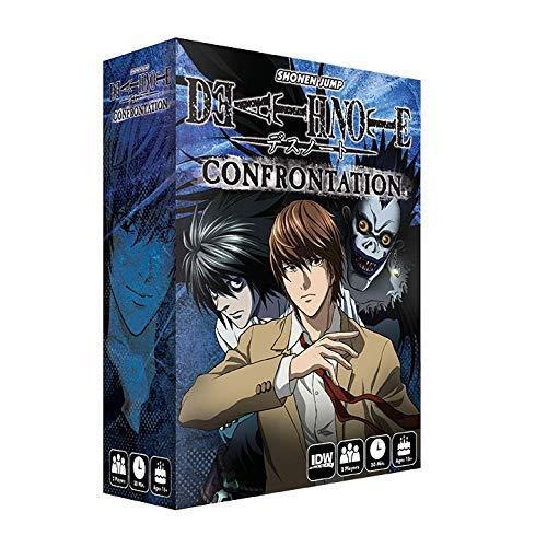 IDW Publishing IDW01423 IDW01423 IDW01423 Death Note Confrontation, couleurs mélangées 9f09eb