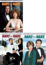 Hart to Complete Series Season 1 2 3 DVD Set TV Show Collection Bundle Episodes