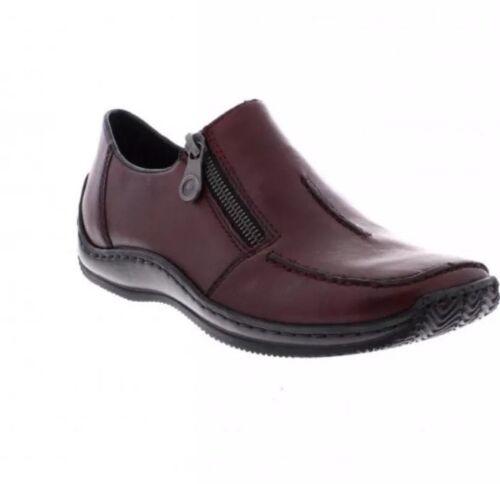 Rieker 38 Shoes L1780 35 Red Uk Taglia eu Ladies 5 q1SqrWf