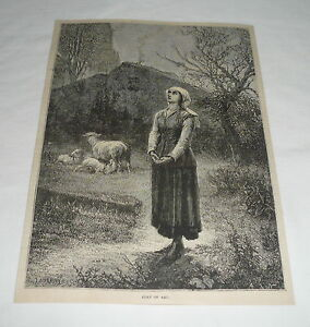 1879-magazine-engraving-JOAN-OF-ARC