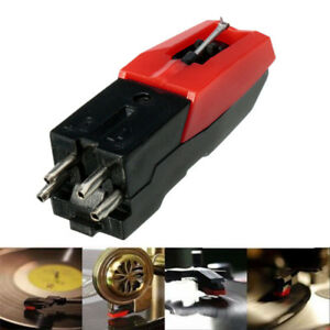 Turntable-Phono-Ceramic-Cartridge-with-Stylus-for-LP-Vinyl-Record-Player-New