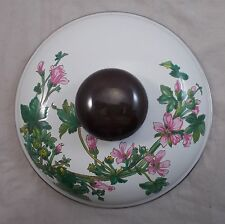 Villeroy & and Boch BOTANICA enamel saucepan lid - UNUSED pan