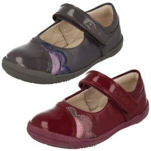 Clarks Zapatos' Niña Primeros ' Softly Caz CRTgqB