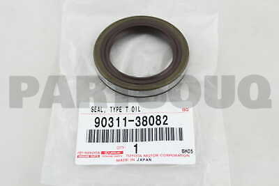 OIL 90311-42010 FOR FRONT OIL PUMP 9031142010 Genuine Toyota SEAL