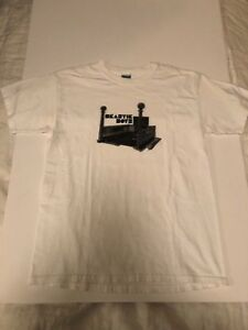 bb8b7e7d5 Beastie Boys Subway Station T-Shirt White Medium M Vintage Rap Tee ...