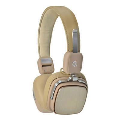 Elysium Libretto, Bluetooth 4, retro style, HIFI, headphones in Tan