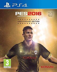 Pes-2016-Pro-Evolution-Soccer-STEELBOOK-Edicion-de-aniversario-PS4-Nuevo-Sellado