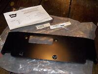 Polaris Atv Winch Mounting Kit Remington Edition Generation 4 2873584