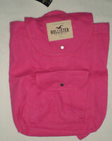 Hollister Classic Tote Bag Back Pack Cool Pink 2013