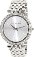 Michael Kors Women's Darci MK3190 Silver Stainless-Steel Quartz Fashion Watch