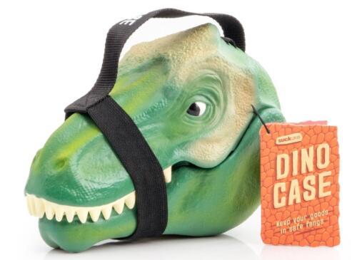 Suck UK Dinosaur Carry CaseKids Lunch Box /& Storage SolutionCarry Handle