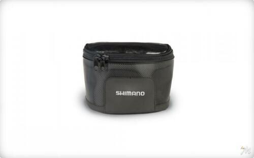 Tasche Anschluss Angelrolle SHIMANO Für Angelrollen Spinnfischen Pontonchutz