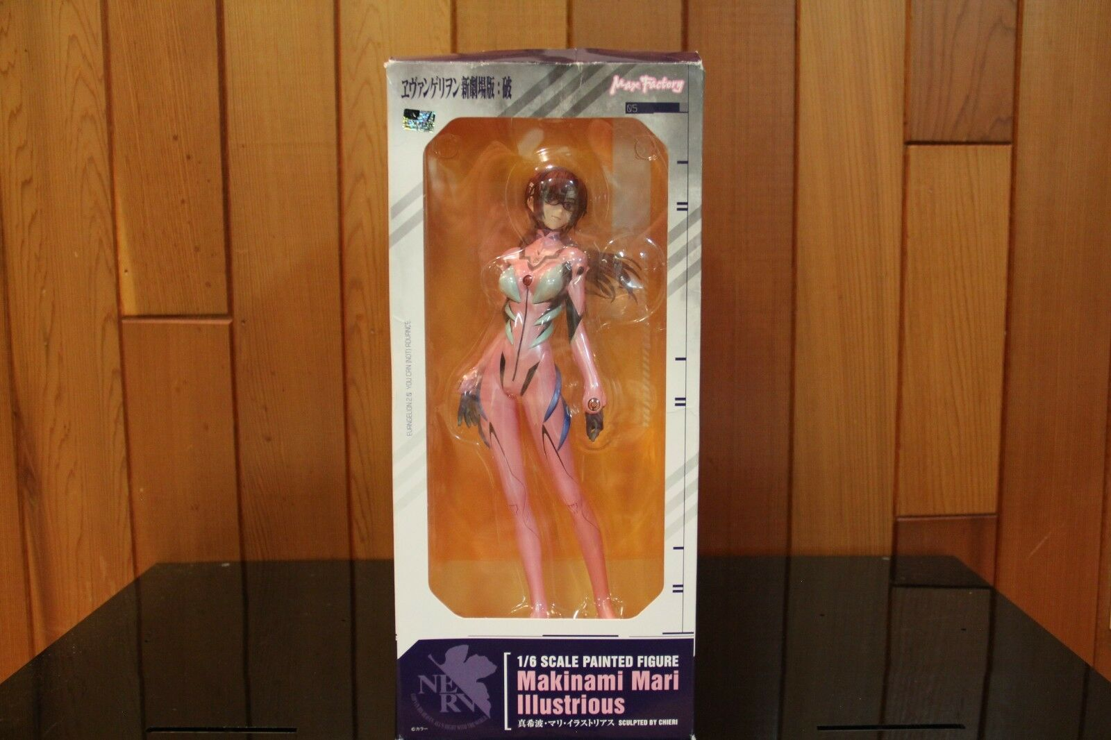 Max Factory Evangelion Evangelion Evangelion 2.0 Makinami Mari Illustrious Ver. 1 6 cifra a7e6d9