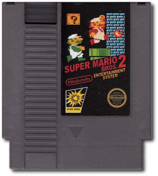 Super Mario Bros  2J The Lost Levels Nintendo Entertainment System NES  Famicom