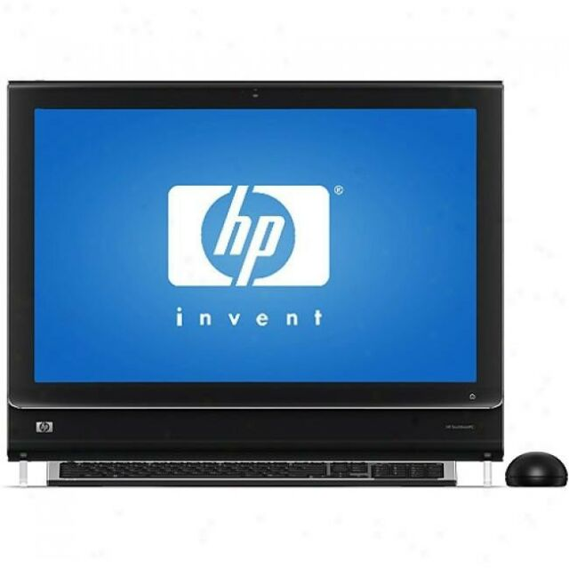 HP Touchsmart IQ524 (500 GB, Intel Core 2 Duo, 2 GHz, 4 GB) Desktop