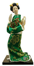 Authentic Vintage Japanese Geisha Doll 9 inches: Figure #6