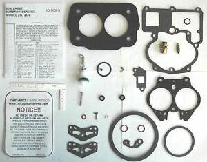 "1975-76 CARB KIT ROCHESTER 2GC 2 BARREL PONTIAC V8 350/"" /& 400/"" ENGINES NEW"