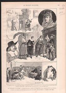 OPERA-COMIQUE-JUGE-ET-PARTIE-JULES-ADENIS-MONTFLEURY-1886-GRAVURE-ANTIQUE-PRINT