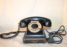 Soviet Russian Antique PHONE BAKELITE ORIGINAL 60-70s USSR CCCP