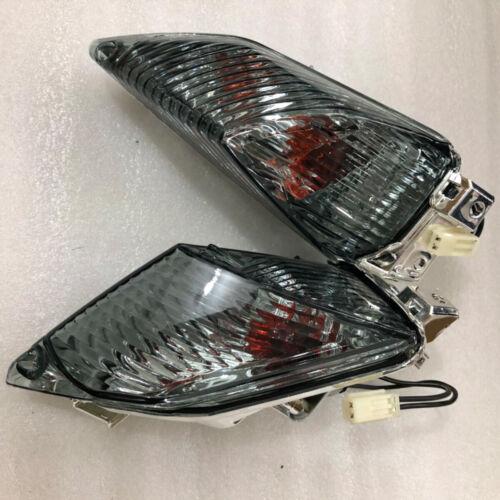 Smoke Flush Mount Rear Turn Signal For Suzuki GSXR600//750 GSXR1000 09-15 Blinker