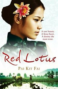 Very-Good-1847440614-Paperback-Red-Lotus-Fai-Pai-Kit