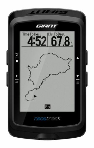 Strava GIANT Neos Track Neostrack GPS bici ciclismo mtb ciclocomputer bike ANT