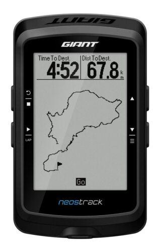 Strava GIANT Neos Track Neostrack GPS bici ciclismo mtb ciclocomputer bike ANT