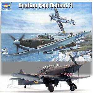 Neu Trumpeter 02899-1:48 Boulton Paul Defiant F1