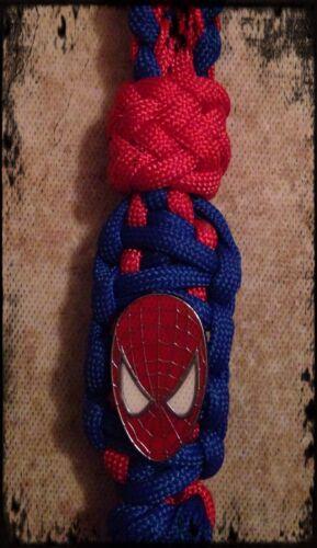 Paracord Spider-Man Lanyard